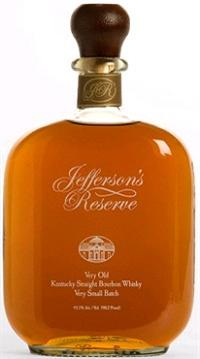 Jefferson's Bourbon Reserve Very Small Batch